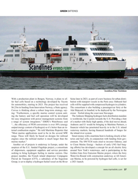 Maritime Reporter Magazine, page 37,  May 2021