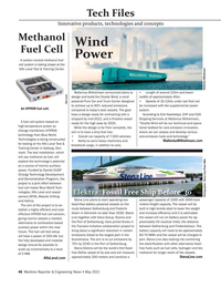 Maritime Reporter Magazine, page 46,  May 2021