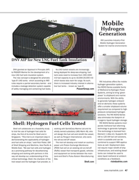 Maritime Reporter Magazine, page 47,  May 2021