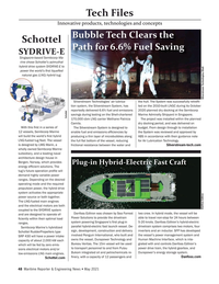 Maritime Reporter Magazine, page 48,  May 2021