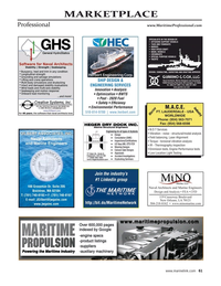 Maritime Reporter Magazine, page 61,  May 2021
