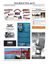 Maritime Reporter Magazine, page 62,  May 2021