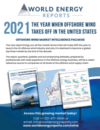 Maritime Reporter Magazine, page 3rd Cover,  May 2021