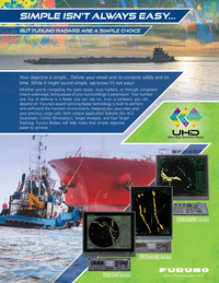 Maritime Reporter Magazine, page 7,  May 2021