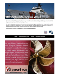 Maritime Reporter Magazine, page 9,  Jun 2021
