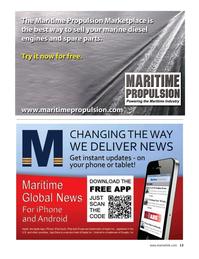 Maritime Reporter Magazine, page 13,  Jun 2021