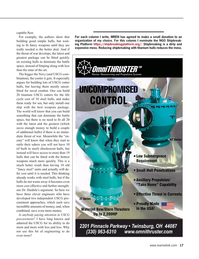 Maritime Reporter Magazine, page 17,  Jun 2021