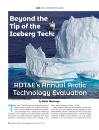 Maritime Reporter Magazine, page 24,  Jun 2021