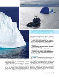 Maritime Reporter Magazine, page 25,  Jun 2021