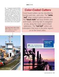 Maritime Reporter Magazine, page 33,  Jun 2021