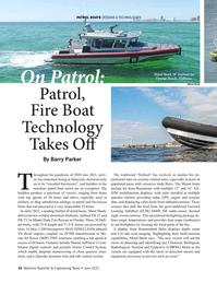 Maritime Reporter Magazine, page 34,  Jun 2021