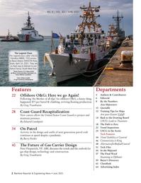 Maritime Reporter Magazine, page 2,  Jun 2021
