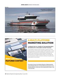 Maritime Reporter Magazine, page 38,  Jun 2021