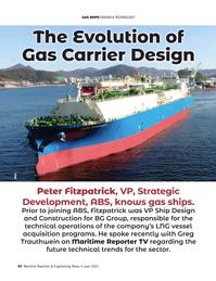 Maritime Reporter Magazine, page 40,  Jun 2021