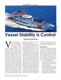 Maritime Reporter Magazine, page 44,  Jun 2021