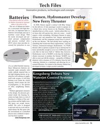 Maritime Reporter Magazine, page 51,  Jun 2021