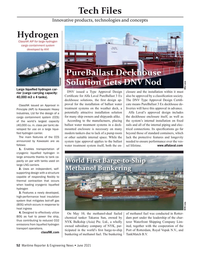 Maritime Reporter Magazine, page 52,  Jun 2021