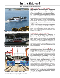 Maritime Reporter Magazine, page 54,  Jun 2021