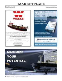 Maritime Reporter Magazine, page 60,  Jun 2021