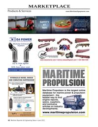 Maritime Reporter Magazine, page 62,  Jun 2021