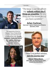 Maritime Reporter Magazine, page 10,  Aug 2021