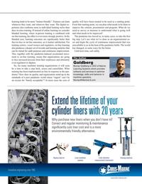 Maritime Reporter Magazine, page 13,  Aug 2021