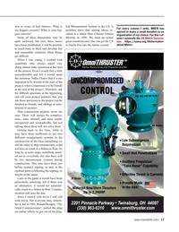 Maritime Reporter Magazine, page 17,  Aug 2021