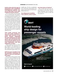 Maritime Reporter Magazine, page 25,  Aug 2021