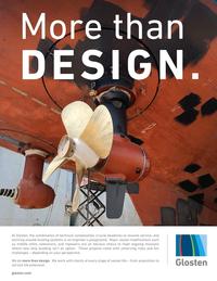 Maritime Reporter Magazine, page 1,  Aug 2021