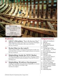 Maritime Reporter Magazine, page 2,  Aug 2021