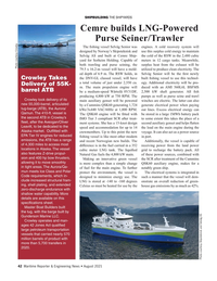 Maritime Reporter Magazine, page 42,  Aug 2021