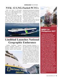 Maritime Reporter Magazine, page 43,  Aug 2021