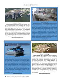 Maritime Reporter Magazine, page 44,  Aug 2021