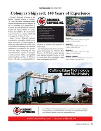 Maritime Reporter Magazine, page 45,  Aug 2021