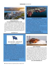 Maritime Reporter Magazine, page 46,  Aug 2021