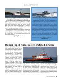Maritime Reporter Magazine, page 47,  Aug 2021