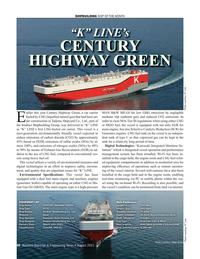 Maritime Reporter Magazine, page 48,  Aug 2021