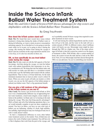 Maritime Reporter Magazine, page 49,  Aug 2021