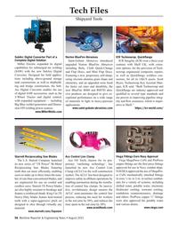 Maritime Reporter Magazine, page 56,  Aug 2021