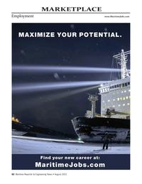 Maritime Reporter Magazine, page 60,  Aug 2021