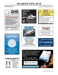 Maritime Reporter Magazine, page 61,  Aug 2021