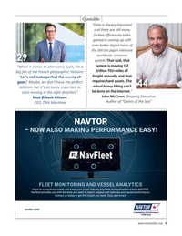Maritime Reporter Magazine, page 9,  Sep 2021