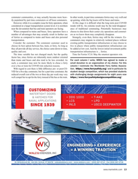 Maritime Reporter Magazine, page 13,  Sep 2021