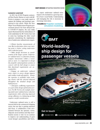 Maritime Reporter Magazine, page 25,  Sep 2021