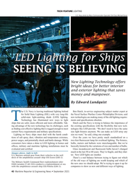 Maritime Reporter Magazine, page 40,  Sep 2021