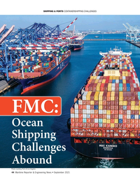 Maritime Reporter Magazine, page 44,  Sep 2021