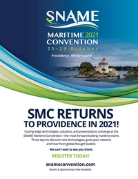 Maritime Reporter Magazine, page 3,  Sep 2021