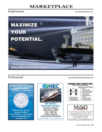 Maritime Reporter Magazine, page 61,  Sep 2021