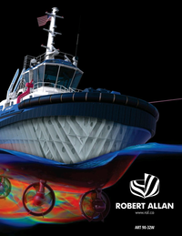 Maritime Reporter Magazine, page 4th Cover,  Sep 2021