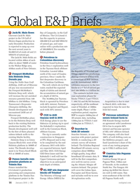 Offshore Engineer Magazine, page 14,  Jan 2015